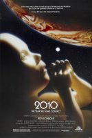2010 - The Year We Make Contact Movie Poster (1984)