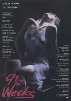 9½ Weeks Movie Poster (1986)