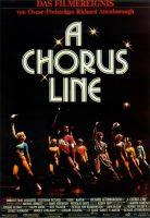 A Chorus Line Movie Poster (1985)
