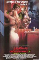 A Nightmare on Elm Street 2: Freddy's Revenge Movie Poster (1985)