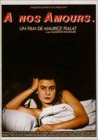 À Nos Amours Movie Poster (1983)