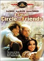 A Small Circle of Friends Movie Poster (1980)