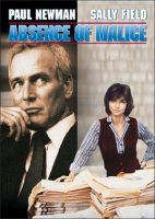 Absence of Malice Movie Poster (1981)