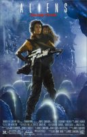 Aliens Movie Poster (1986)
