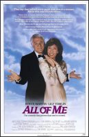 All of Me Movie Poster (1984)