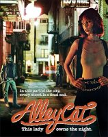 Alley Cat Movie Poster (1984)