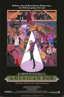 American Pop Movie Poster (1981)