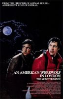 An American Werewolf in London Movie Poster (1981)
