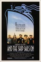 And the Ship Sails On - E la nave va Movie Poster (1983)