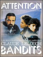 Attention Bandits Movie Poster (1987)