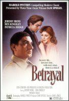 Betrayal Movie Poster (1983)