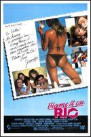 Blame It on Rio Movie Poster (1984)