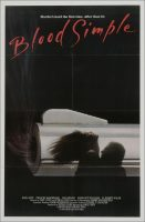 Blood Simple Movie Poster (1985)