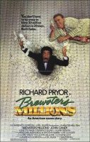 Brewster's Millions Movie Poster (1985)