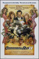 Cannonball Run 2 Movie Poster (1984)