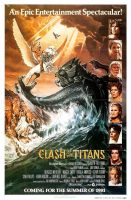 Clash of the Titans Movie Poster (1981)