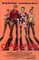 Class of 1984 Movie Poster (1982)