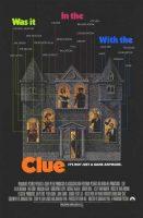 Clue Movie Poster (1985)