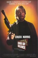 Code of Silence Movie Poster (1985)