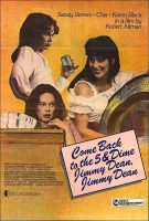 Come Back to the Five and Dime, Jimmy Dean, Jimmy Dean Movie Poster (1982)
