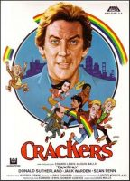 Crackers Movie Poster (1984)