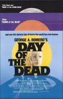 Day of the Dead Movie Poster (1985)