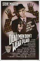Dead Men Don't Wear Plaid Movie Poster (1982)
