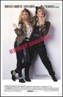 Desperately Seeking Susan Movie Poster (1985)
