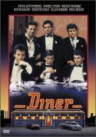 Diner Movie Poster (1982)