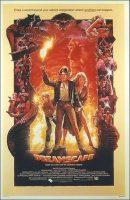 Dreamscape Movie Poster (1984)