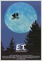 E.T. the Extra-Terrestrial Movie Poster (1982)