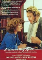 Educating Rita Movie Poster (1983)
