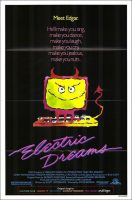Electric Dreams Movie Poster (1984)