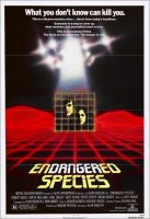Endangered Species Movie Poster (1982)