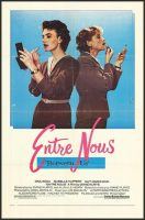 Entre Nous - Coup de Foudre Movie Poster (1983)