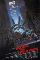 Escape from New York Movie Poster (1981)