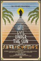 Evil Under the Sun Movie Poster (1982)