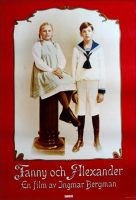 Fanny and Alexander Movie Poster (1982)