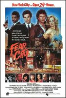 Fear City Movie Poster (1985)