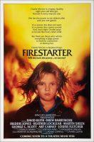 Firestarter Movie Poster (1984)