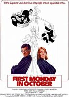 First Monday in October Movie Poster (1981)