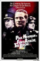 Fort Apache, The Bronx Movie Poster (1981)