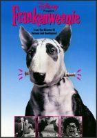 Frankenweenie Movie Poster (1984)