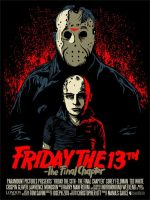 Friday the 13th: The Final Chapter Movie Poster (1984)