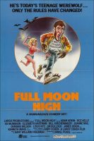 Full Moon High Movie Poster (1981)