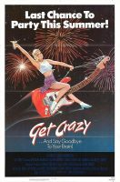 Get Crazy Movie Poster (1983)Get Crazy Movie Poster (1983)