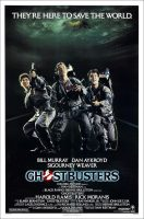 Ghostbusters Movie Poster (1984)