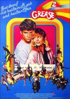 Grease 2 Movie Poster (1982)