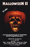 Halloween II Movie Poster (1981)