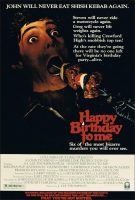 Happy Birthday to Me Movie Poster (1981)